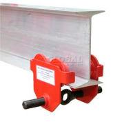 Vestil Standard Eye Adjustable Manual Trolley E-MT-1 1000 Lb. Capacity