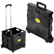 HamiltonBuhl™ EZ Crate Folding Hand Cart