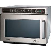 Amana® HDC212, Commercial Microwave, 0.6 Cu. Ft., 2100 Watt, Keypad