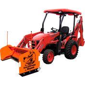 Compact tracteur neige poussoir 8' Wide - 2604108