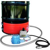 BriskHeat® 55 Gallon Hazardous Area Drum Heater - 120V, T3 Rated