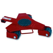 GKS Perfekt® RL2 Rotating Multi-directional Machine Dolly 4400 Lb. Cap.