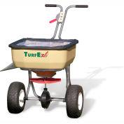 TurfEx 120 Lb. Capacity Heavy Duty Push Spreader Stainless Steel Frame - TS85SS