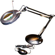 3 Diopter Magnifier Lamp with Weighted Base