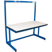 72 x 30 Bench Single Starter ESD Laminate