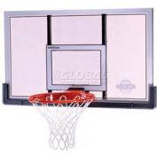 "Lifetime® 48"" Shatter Proof Basketball Backboard with Slam-It Pro Rim"