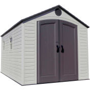 "Lifetime 8' x 12' 6"" Storage Building With Windows"