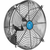 "Continental Dynamics® 12"" Direct Drive Exhaust Fan, 1 Speed, 2150 CFM, 1/25 HP"