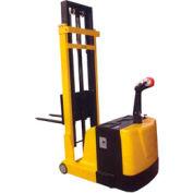 Vestil Fully Powered Counter Balanced Stacker S-CB-118 1000 Lb. Capacity