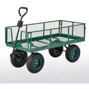 Sandusky® Nursery Crate Wagon CW4824 48 x 24 1000 Lb. Capacity