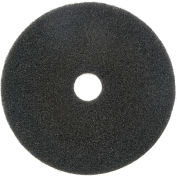 "17"" Black Stripping Pad - 5 Per Case"