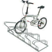KD Bike Rack, 6-Bike Single Sided Version
