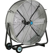 "30"" Tilt Drum Blower Fan - Portable - Direct Drive - 9800 CFM - 1/3 HP"