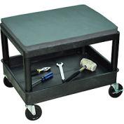 Luxor® MS21 Mobile Mechanics Stool