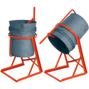 Wesco® Pail Tipper 273108 70 Lb. Capacity