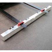 "AMK Magnetics Load Release Roadmag Magnetic Sweeper, 84""W - RL-84"