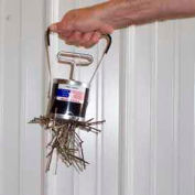 AMK Magnetics PowerMag Hand Release Magnet, 3-1/2' Dia. - PM