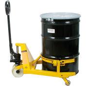 Wesco® palette camion Style Drum levage capacité de 660 livres de Jack 273250