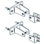 End Panel to Wall and Panel to Pilaster Bracket Kit
