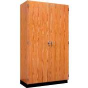 "Diversified Woodcrafts Wood Storage Cabinet 353-3622 - 36""W x 22""D x 84""H"