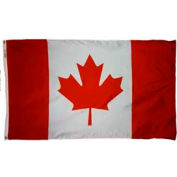 5 x 8 ft Nylon Canada Flag