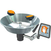 Guardian Equipment Eye/Face Wash Wall Mounted Stainless Steel Bowl, G1750