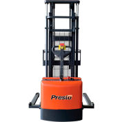 """PrestoLifts™ PowerStak™ Fully Powered Stacker PPS3000-125AS 3000 Lb. 125"""" Lift"""