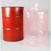 Protective Lining Corp. Flexible Round Bottom Antistatic Drum Liners 10 mil 40 Units per Case - Pkg Qty 40
