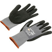 PIP® MaxiFlex® Ultimate™ Nitrile Coated Knit Nylon Gloves, Medium, 12 Pairs