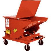 6 x 2 Phenolic Caster Kit for MECO Self Dumping Hoppers