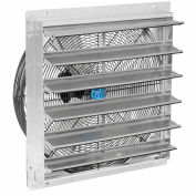 "Exhaust Ventilation Fan With Shutter 24"" 2-Speed With Hardware"