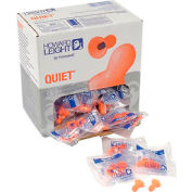 Howard Leight® By Honeywell QD1 Quiet Multiple Use Uncorded Earplug, 100/Box