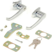 Replacement Lock Set With Keys for Cabinet Model 603355, 603357, 237614, 237615
