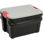 United Solutions ActionPacker Lockable Storage Box 24 Gallon 26-1/8 x 18-1/2 x 17