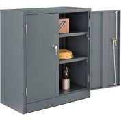 Global™ Counter Height Cabinet Assembled 36x18x42 Gray