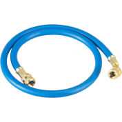 "Yellow Jacket® 72"" Blue PLUS II™ 1/4"" Hose With SealRight™ 22272"