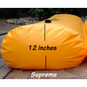 "HydraBarrier suprême Alternative de sacs de sable, 6' L x 12"" H - HBG-06"