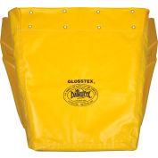 Dandux Vinyl Replacement Liner 400065G06Y 6 Bushel Yellow