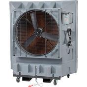 "Global Industrial™ 36"" Evaporative Cooler - Direct Drive - 3 Speed - 32 Gal. Cap. - 120V"