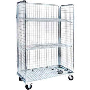 Optional Adjustable Height & Angle Shelf for RC8 & RC11 Nashville Wire Carts