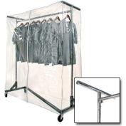 Garment Rack Cover & Support Bars