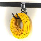 Rubbermaid 5E10 FastTrack Garage Utility Hook - Pkg Qty 2