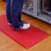 "GelPro® Anti-Fatigue Medical Mat, 20""x32"", Red"