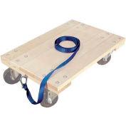 """Optional 48""""L Nylon Pull Strap STRAP-8 for Vestil Hardwood Dollies"""