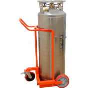 Wesco® Liquid Cylinder Cart 210131 1000 Lb. Capacity