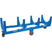 Barre d'acier Vestil chassis Truck DCC-2896-10 30 x 98-1/4 capacité de 10 000 lb