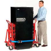 Vestil Steel Hydraulic Machinery Roller & Vending Machine Lifts MFM-2-RAL - Pair - 2000 Lb.