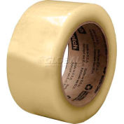 "3M™ Scotch™ 3073 Carton Sealing Tape for Recycled Boxes 2"" x 110 Yds. 2.6 Mil Clear - Pkg Qty 36"