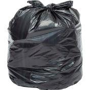 Sacs à ordures très robustes Global Industrial™ - 30 à 33 gal, 1,0 mil, 100 sacs/boîte