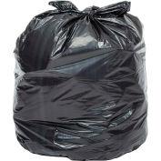 Sacs à ordures très robustes Global Industrial™ - 55 à 60 gal, 1,0 mil, 100 sacs/boîte